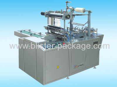 transparent film automatic packing machine