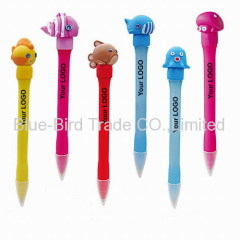 sea animal shape ballpoint pens