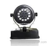 PAR LED DJ LIGHT 3W RGB X 18
