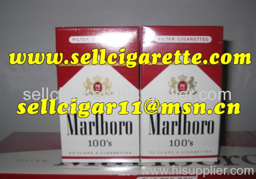 Marlboro cigarettes types black