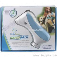 Hydrosurge Rapid Bath Dog Bathing System