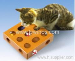 cat treasure toy box