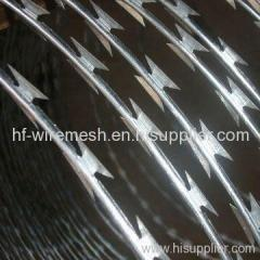 galvanizing razor barbed wire