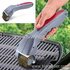 BBQ GEAR GRILL BRUSH