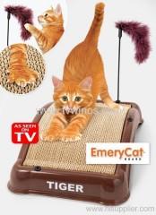 EMERY CAT BOARD KITTY SCRATCHER
