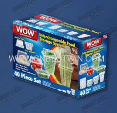 Wow Food Storage Set