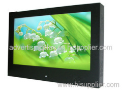 15 inch Touch Screen Advertising Display