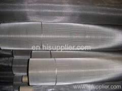 iron plain steel wire cloth