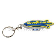 2D/3D Soft PVC Keychain