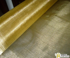 Reverse Dutch Woven Brass Wire Mesh