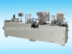alu-pvc-alu blister packaging machine