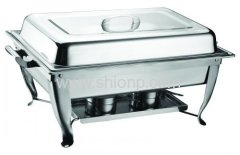 Stainless Steel Economy Full Size Chafing Dish