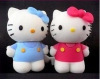 Free shipping, 10pcs/lot, Guaranteed 100%, full capacity 1GB-16GB, flash drive hello kitty usb flash drive gifts