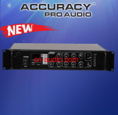 public address system amplifier