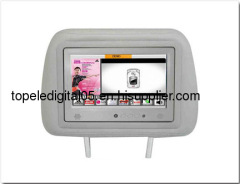 8'' Car/Taxi LCD Advertising Player (with Headrest)