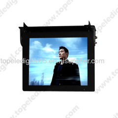 17 Inch LCD Advertising Display (For Bus/Train/Subway/Stations)