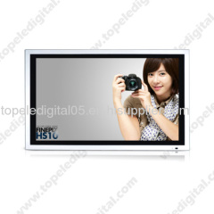 55 Inch LCD Digital Signs for Advertising Display with Standing (3G/WIFI Built In)