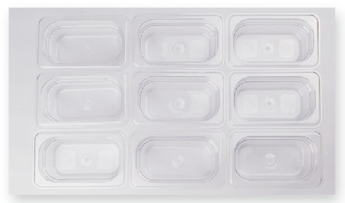 1/9 polycarbonate food pans