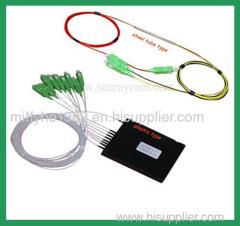 Fiber optics Fiber optical FTB Splitters