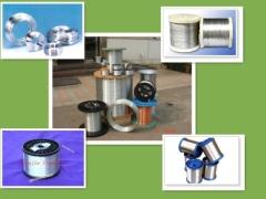 electro galvanizing wire