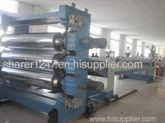sheet extruder machine