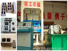 hollow block making machinery popular in India