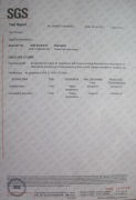 Silicone FDA Test Report 2