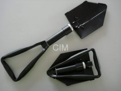 3-Way folding shovel