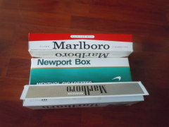 Viceroy cigarettes shipped to Detroit