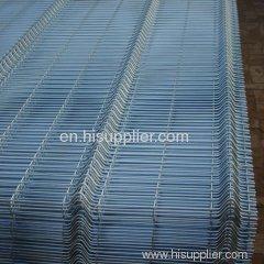 welded mesh fence panel