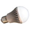 5.0W 5pcs B60 Dimmable LED Bulb ( brown color )