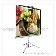 Projection Tripod Screen
