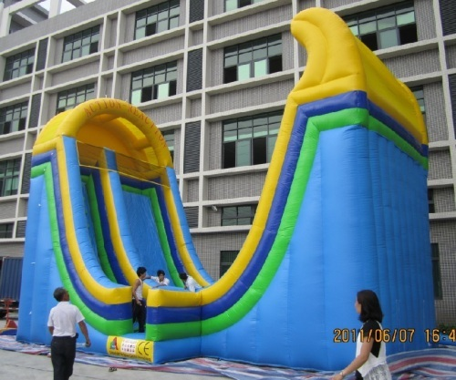 Tallest Inflatable Water Slide In The World: NL-41 Big Inflatable Water Slide NL-41 Manufacturer From