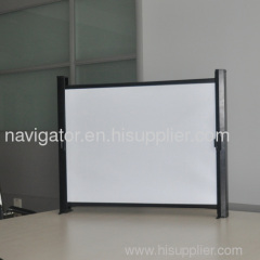 Economical Projection Screen