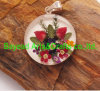 Real fresh Flower silver jewelry,flower jewelry,fashion jewelry