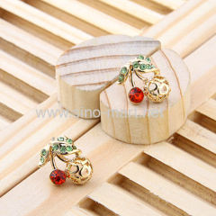 Lady Fashion Stunning Chandelier or button Earrings