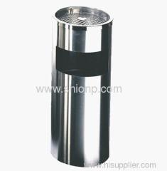 Rotary cell garbage bin (sand grain steel)