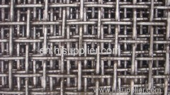 coal mine crimped wire mesh