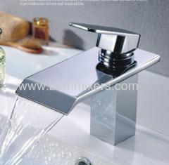 Waterfall Basin Faucet Mixer