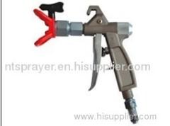 airless paint spray gun