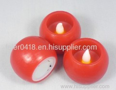 emulational decrative candle light