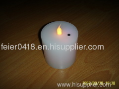 emulational blow on-off candle light