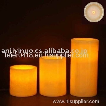 dustless candle light