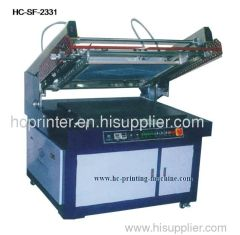 Autoamtic screen printing machine