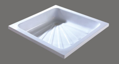 pmma shower basin
