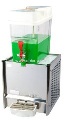 18L cold heat hotel juice dispenser