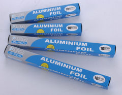 Household Aluminum Foil (Kitchen Use)