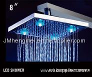 led top shower head