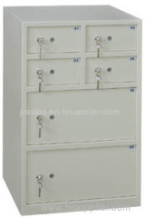 School Dormitory Valuables Safe Box Cabinets