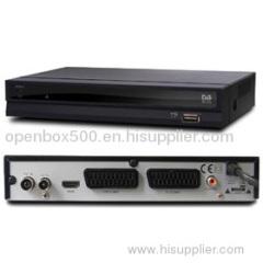 HDDVB-TPVR USB(PVR) FTA(MPEG-4/2H.264)